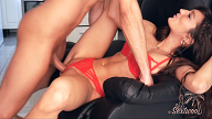 Cute Milf Sex – Milf in Red Panties get fucked