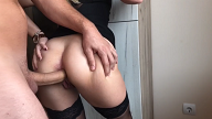 Petite Babe Anal Sex – Blonde Babe need a Dick in her Asshole